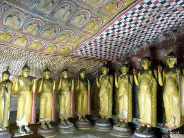 Dambulla – The Rock Cave Temples