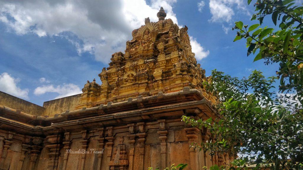 Nambi Narayana temple Thondanur