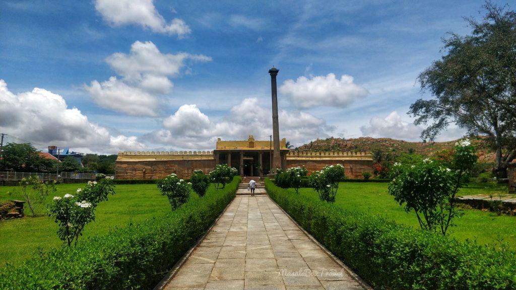 Nambi Narayana Temple Thondanoor