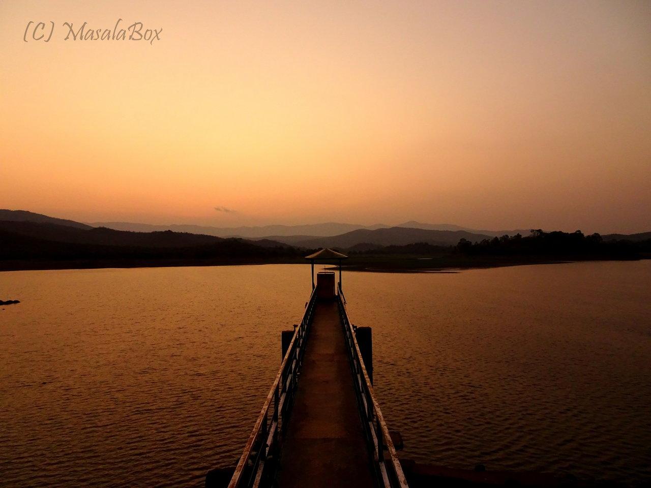Chikmagalur  Ayyanakere lake