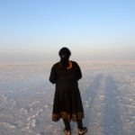 Lost in thoughts Rann of Kutch