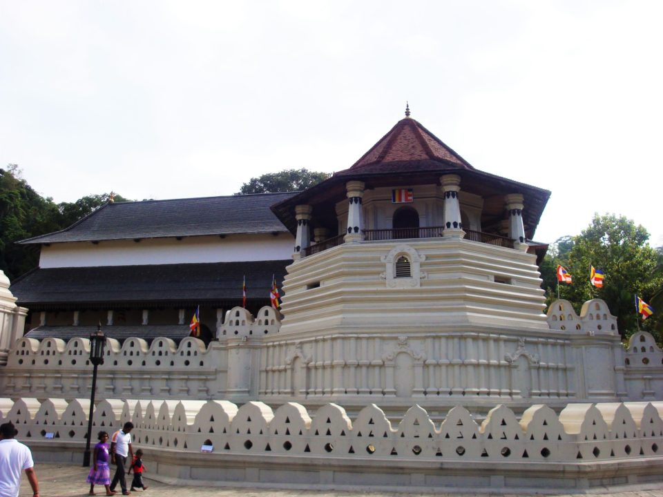 Temple of the Tooth Relic – Sri Dalada Maligawa, Kandy