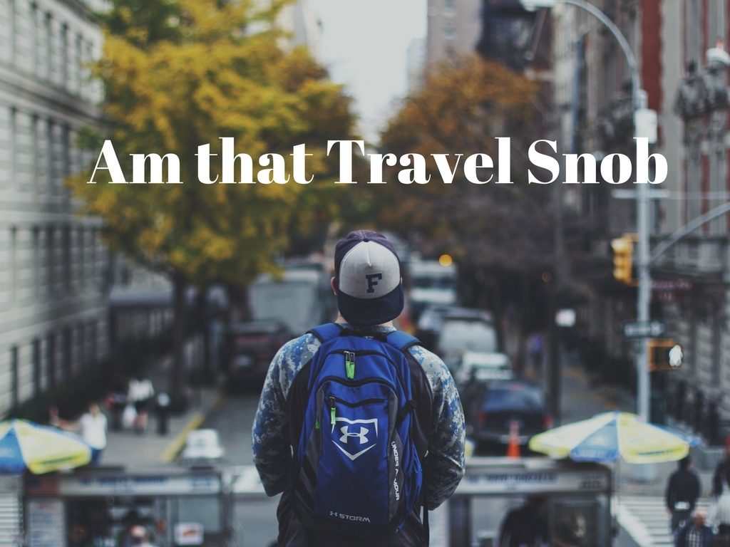 Am that Travel Snob