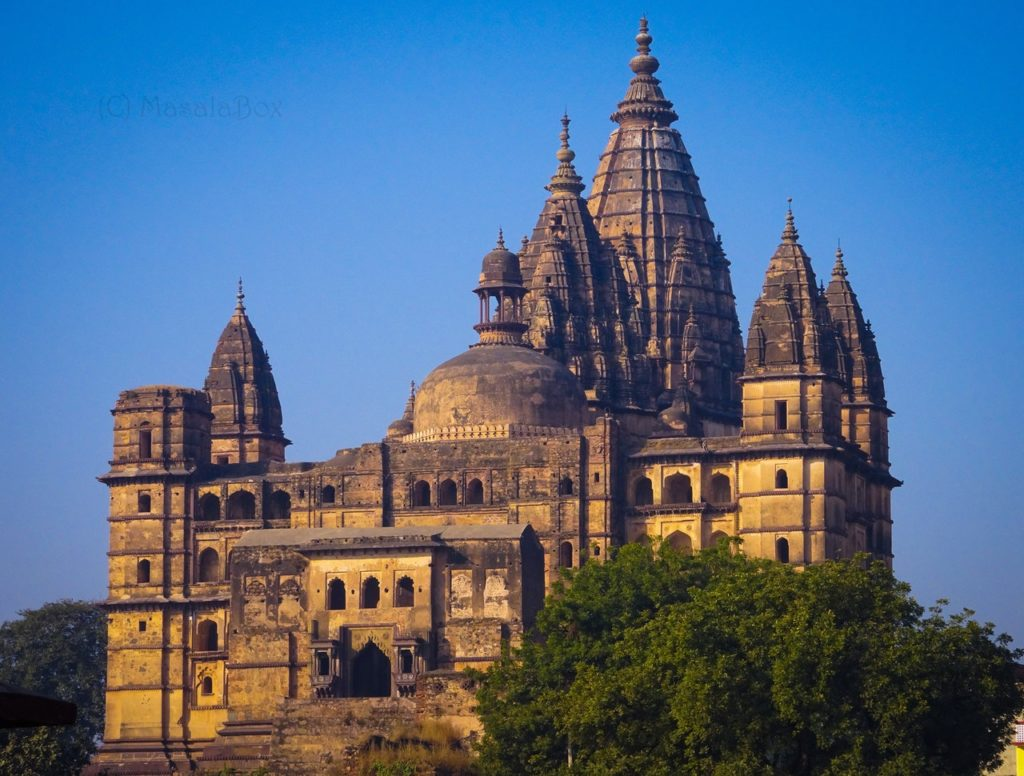 chathurbhujtemple orchha