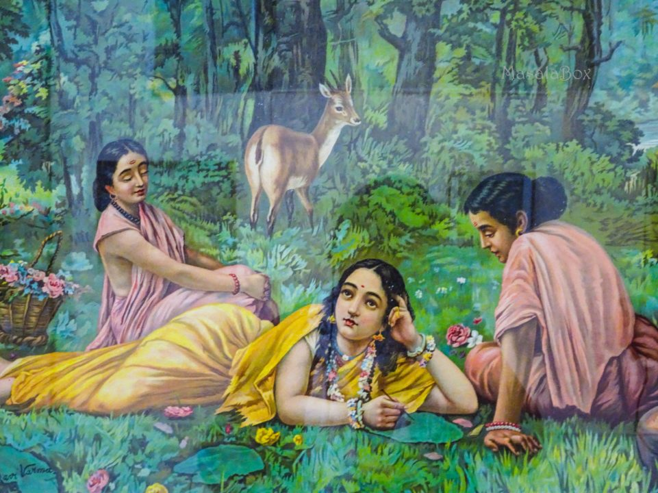 Love Stories from Indian History