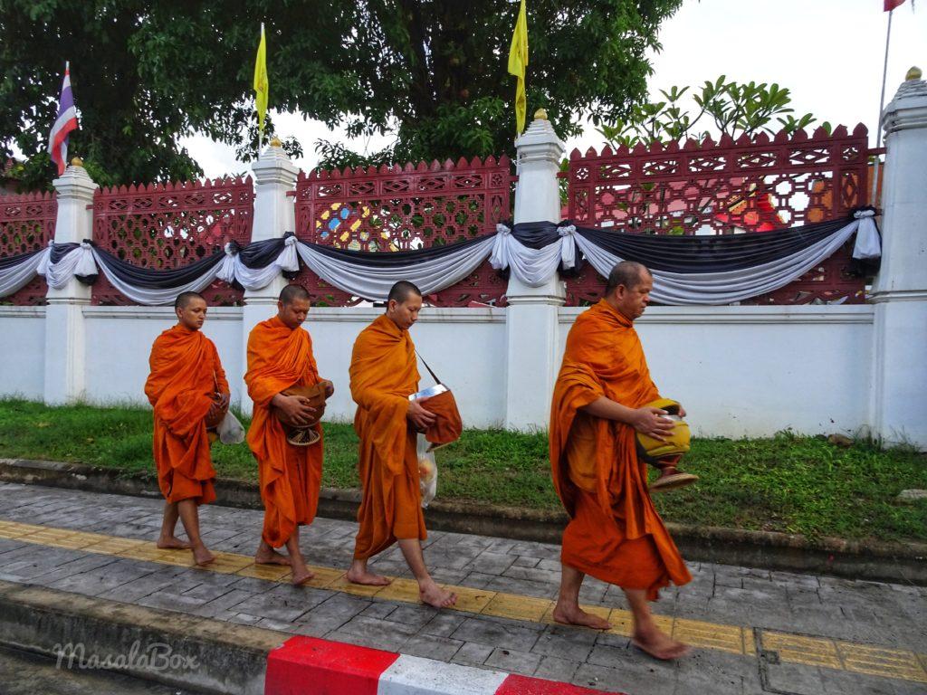 buddhist monks phuket
