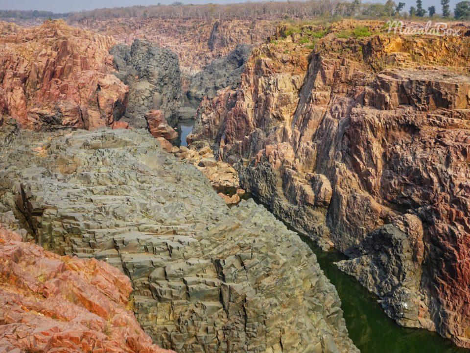 Gorge at raneh falls