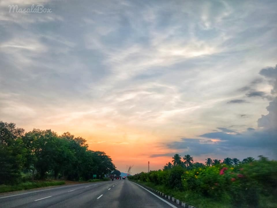 A Road trip from Bangalore to Chennai