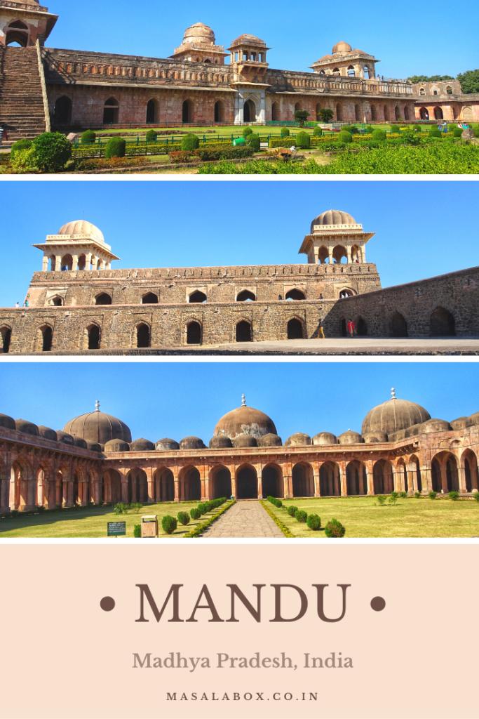 MANDU pin