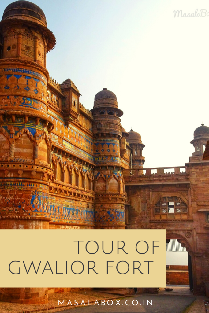 gwalior fort tour