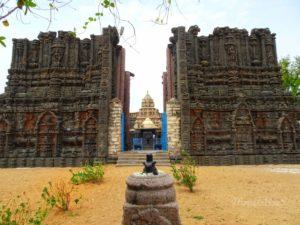 bugga ramalingeshwara temple east