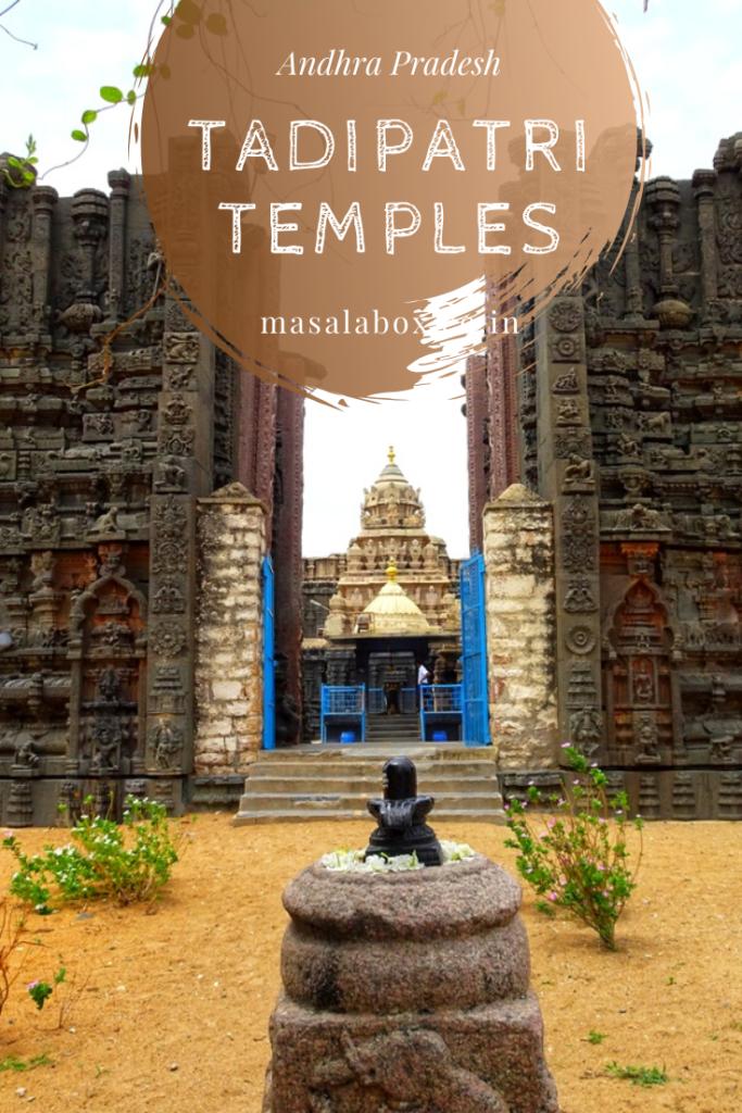 tadipatri temples