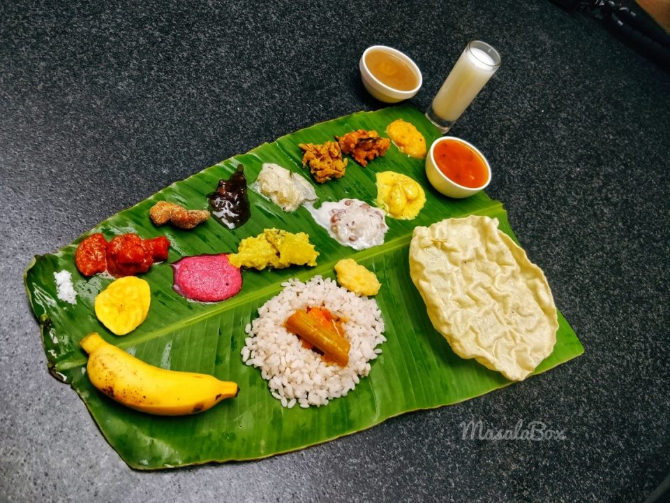 Onam Sadya and other food delicacies to drool from Kerala