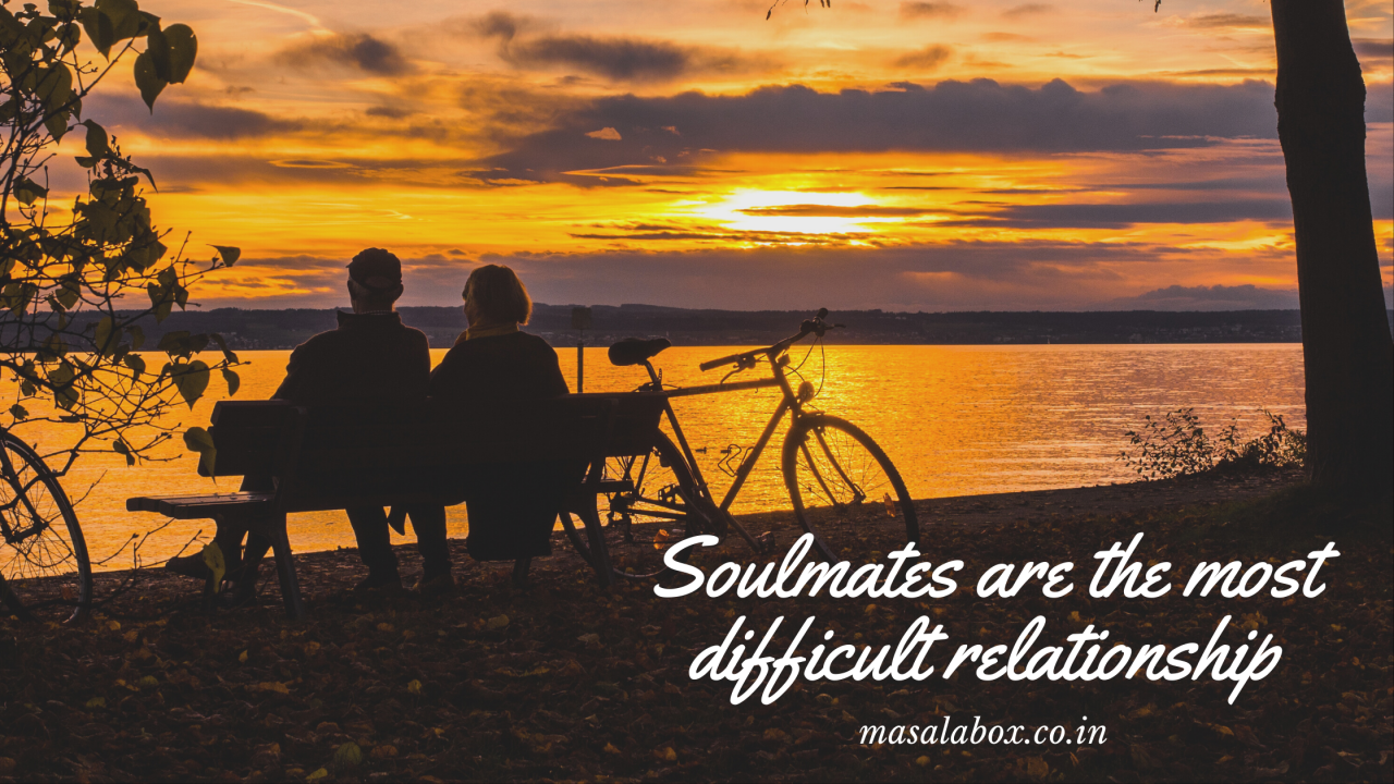 What's the fuss about Soulmates? Soulmates are the most difficult!!