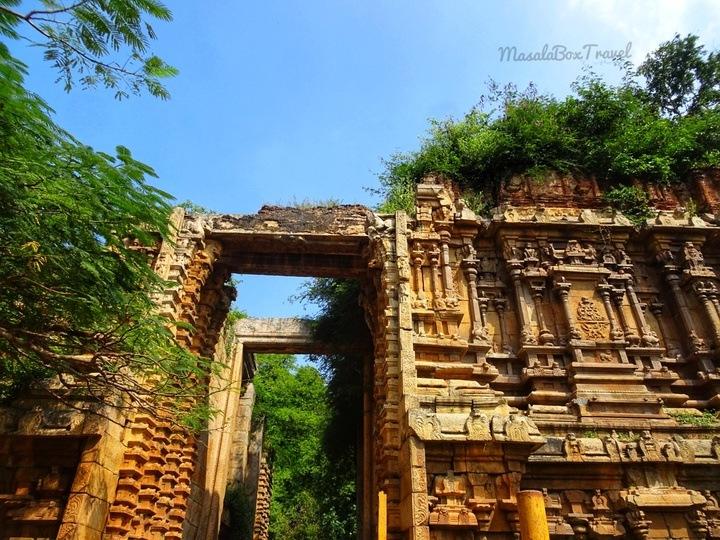 Kallazhagar Old Gopuram