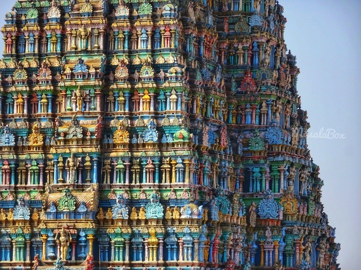 Madurai Meenakshi Amman Temple – Virtual Tour with History