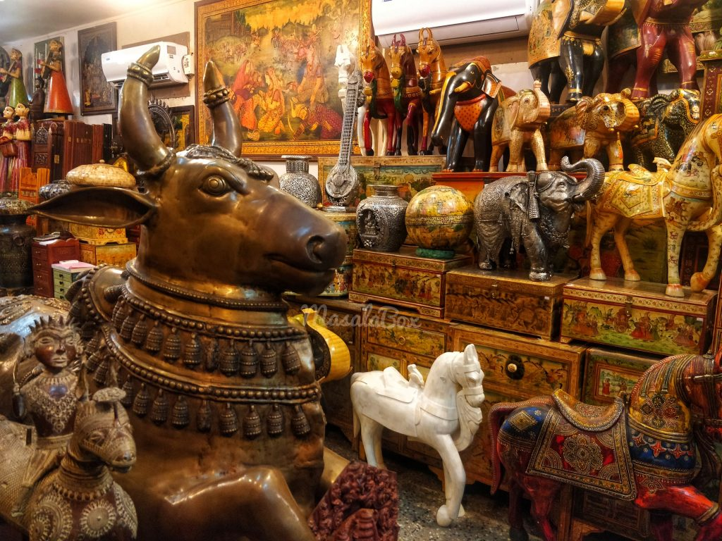 Cottage art emporium Madurai