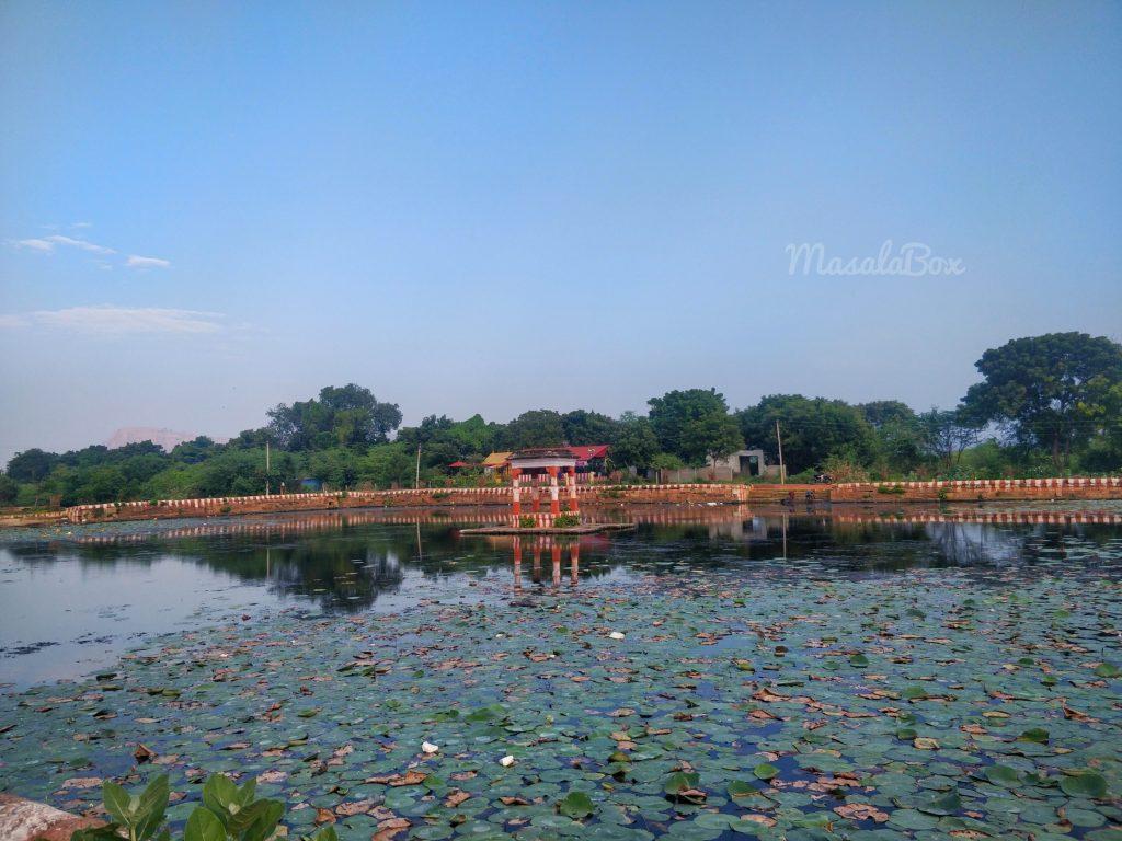 ThiruMohoor KaalaMegha Perumal Temple