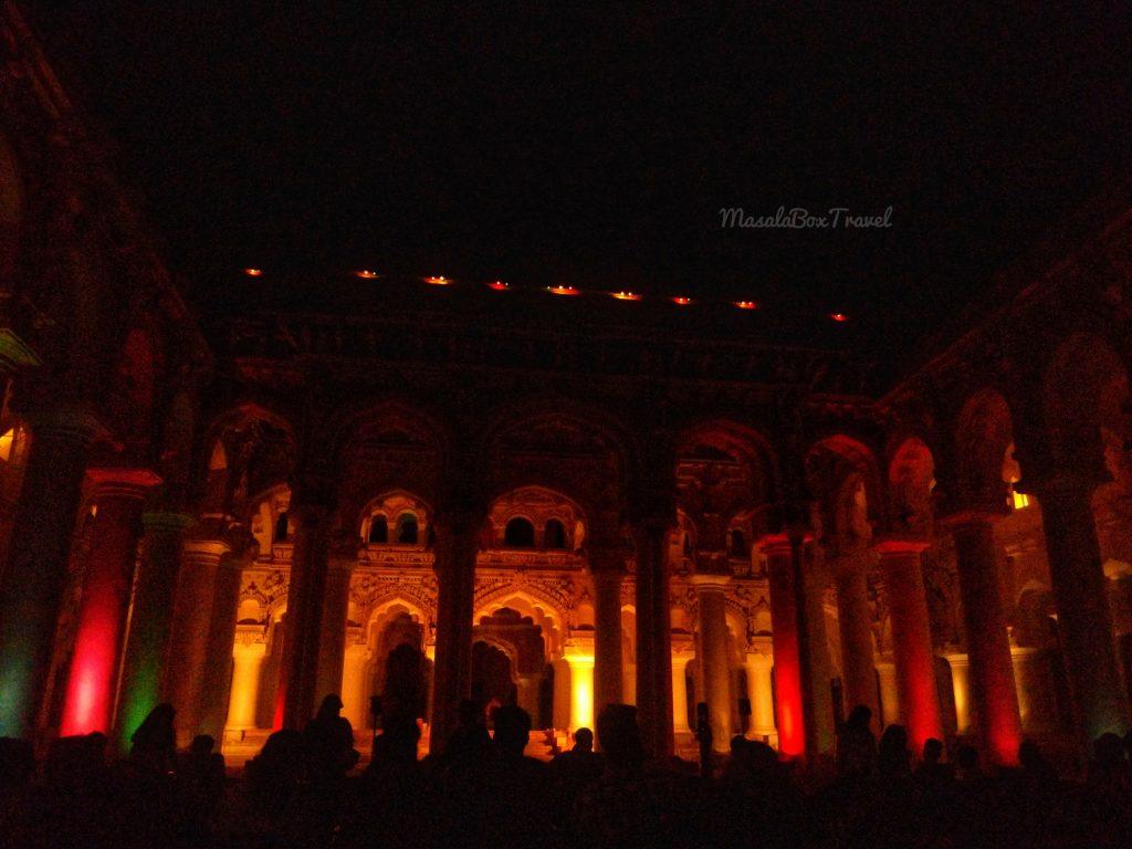 Light n sound Show Madurai
