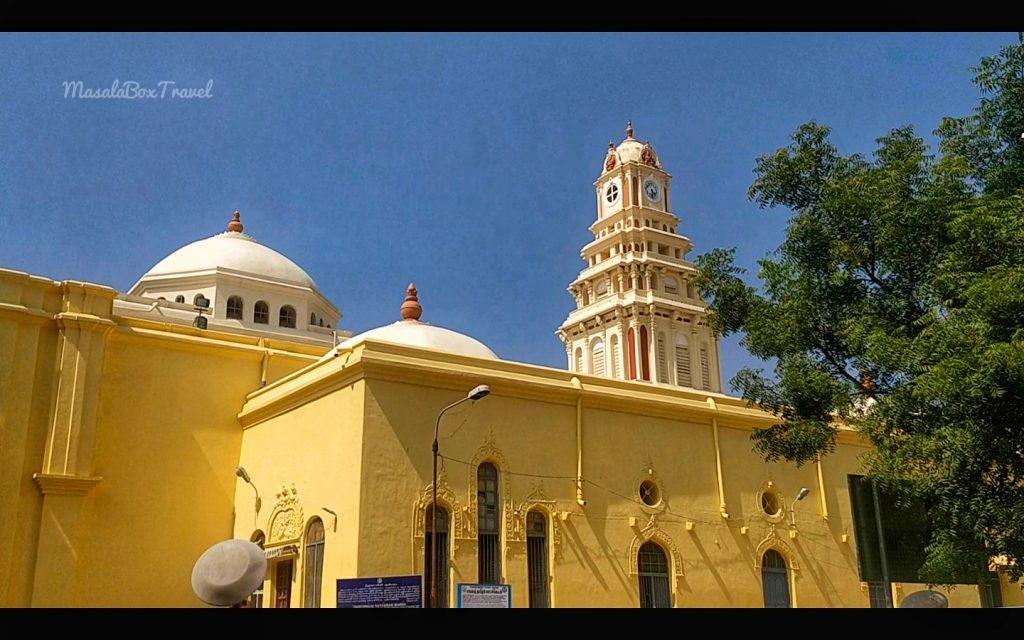 Thirumalai Nayakar Entrance