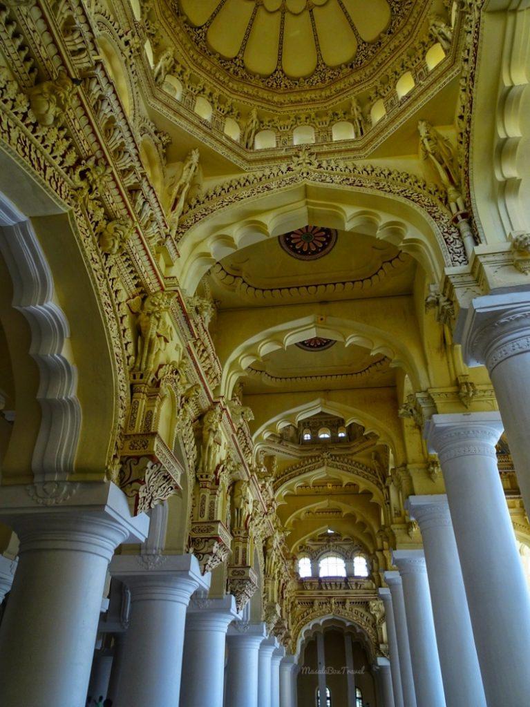 Thirumalai Nayakar Palace