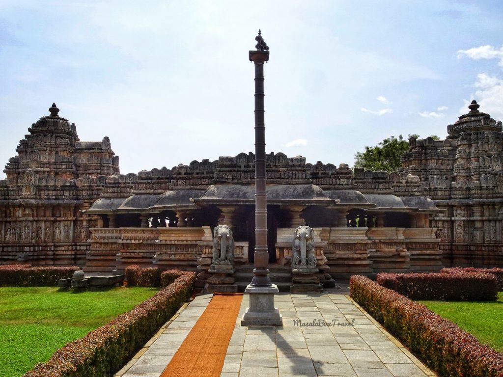 veera narayana belavadi temple