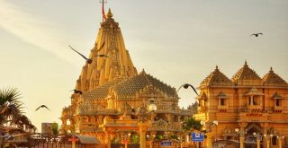 somnath temple photo