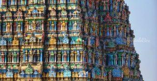 Madurai gopuram